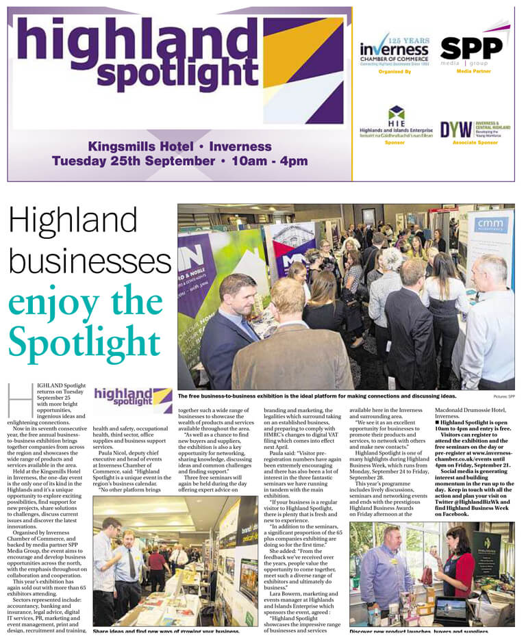 Highland Spotlight