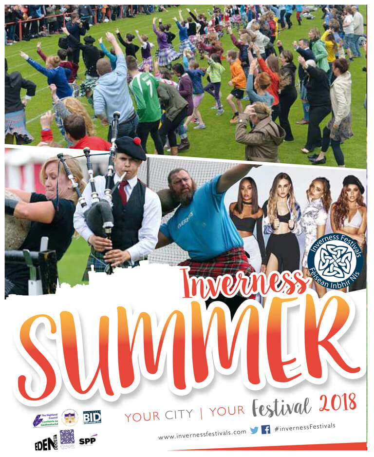 Inverness Summer Festival