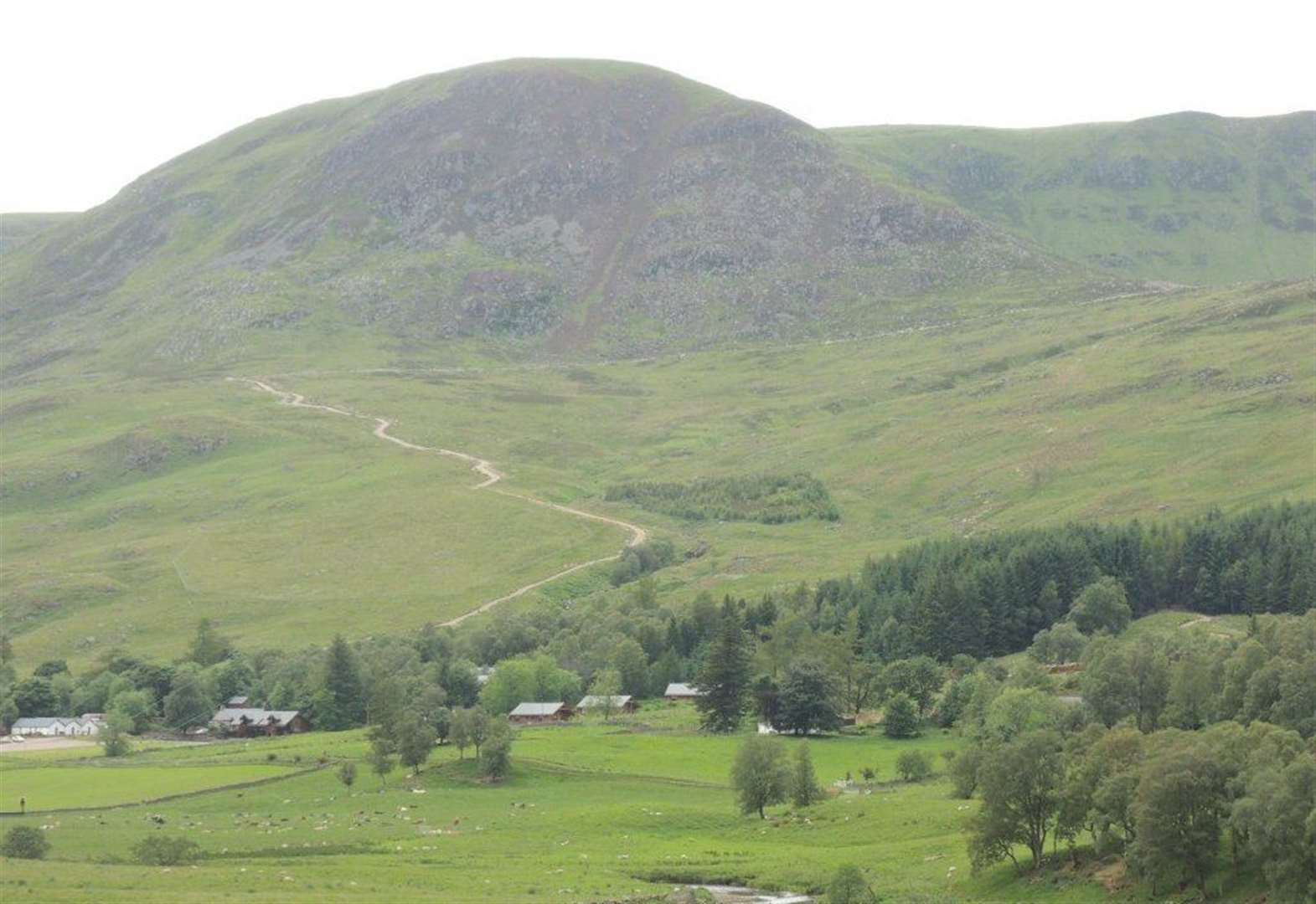 Cairngorms National Park vehicle track appeal is thrown out