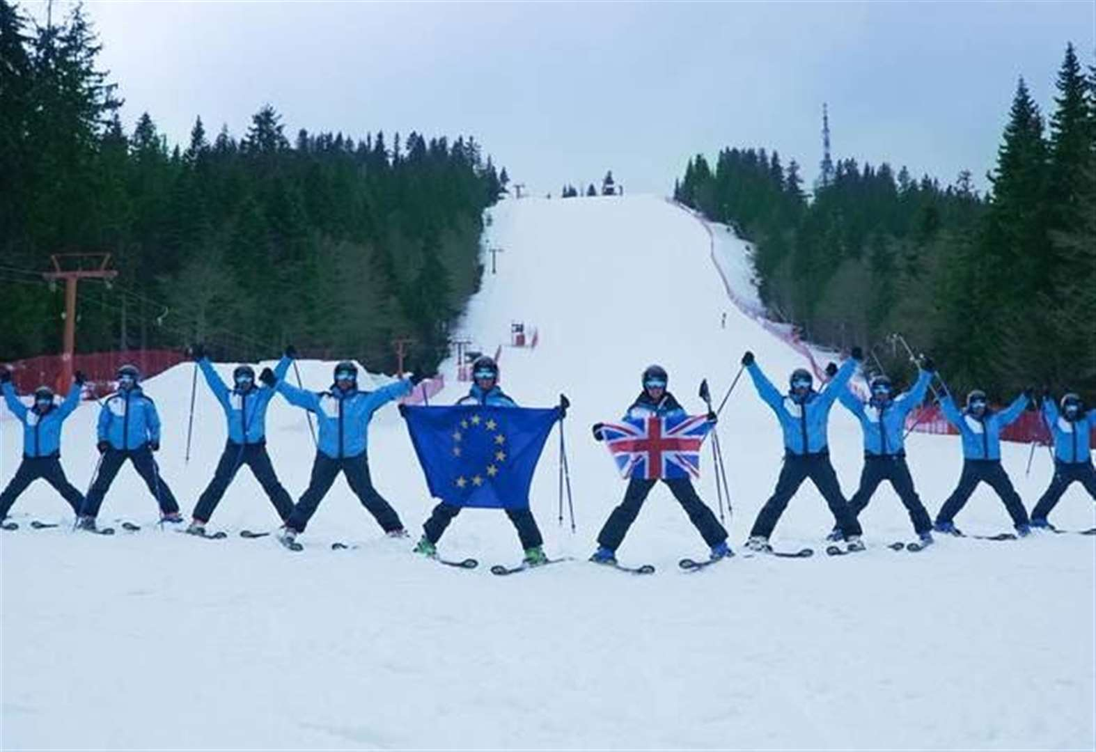 Snowsports instructors highlight Brexit risk to their sport