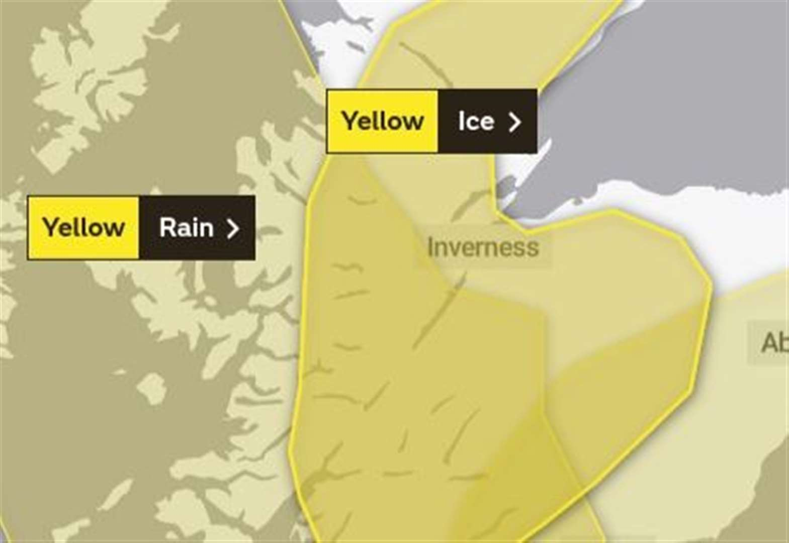 Snow and sleet forecast sparks Met Office ice warning