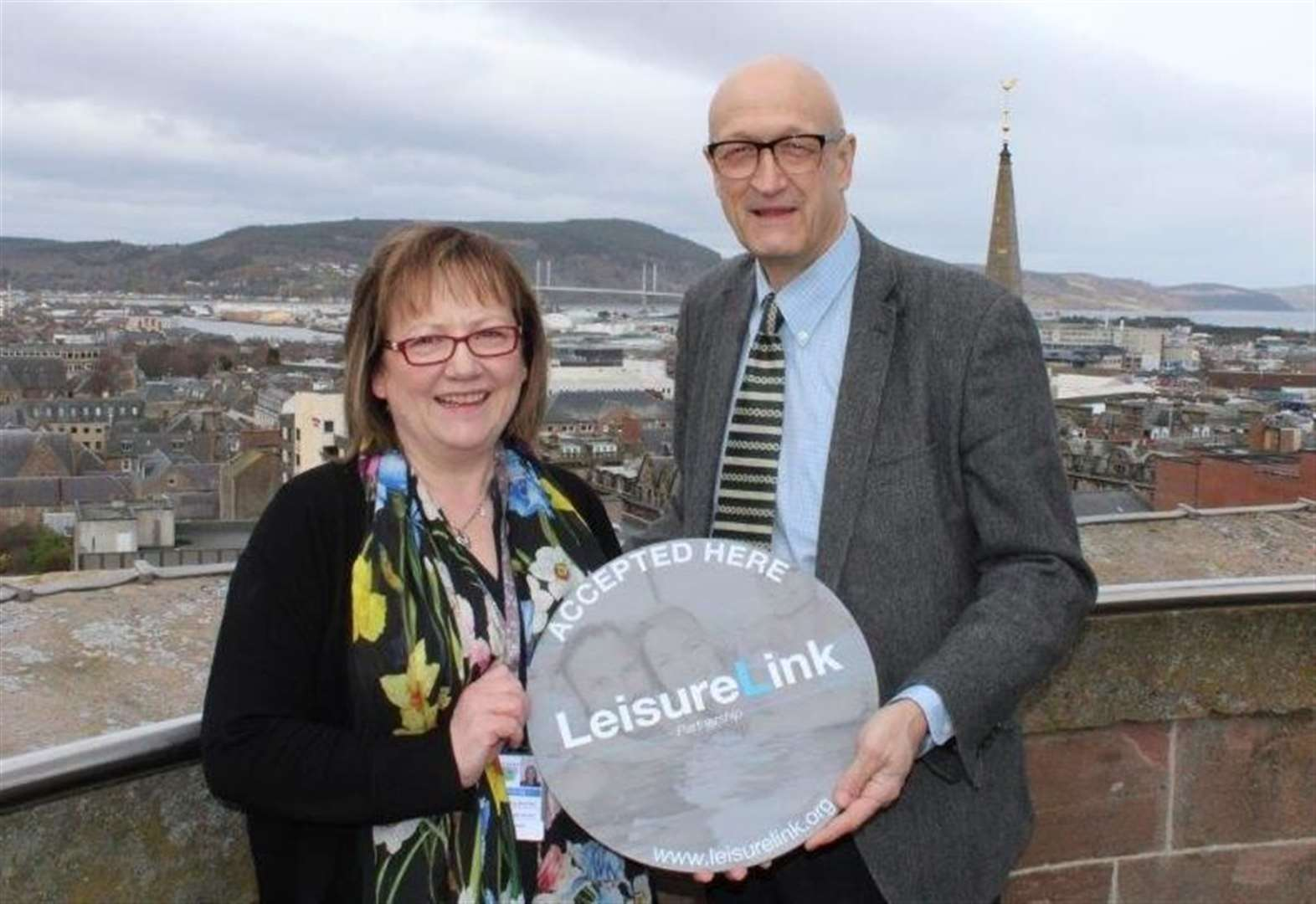 New leisure partnership is a first for Scotland