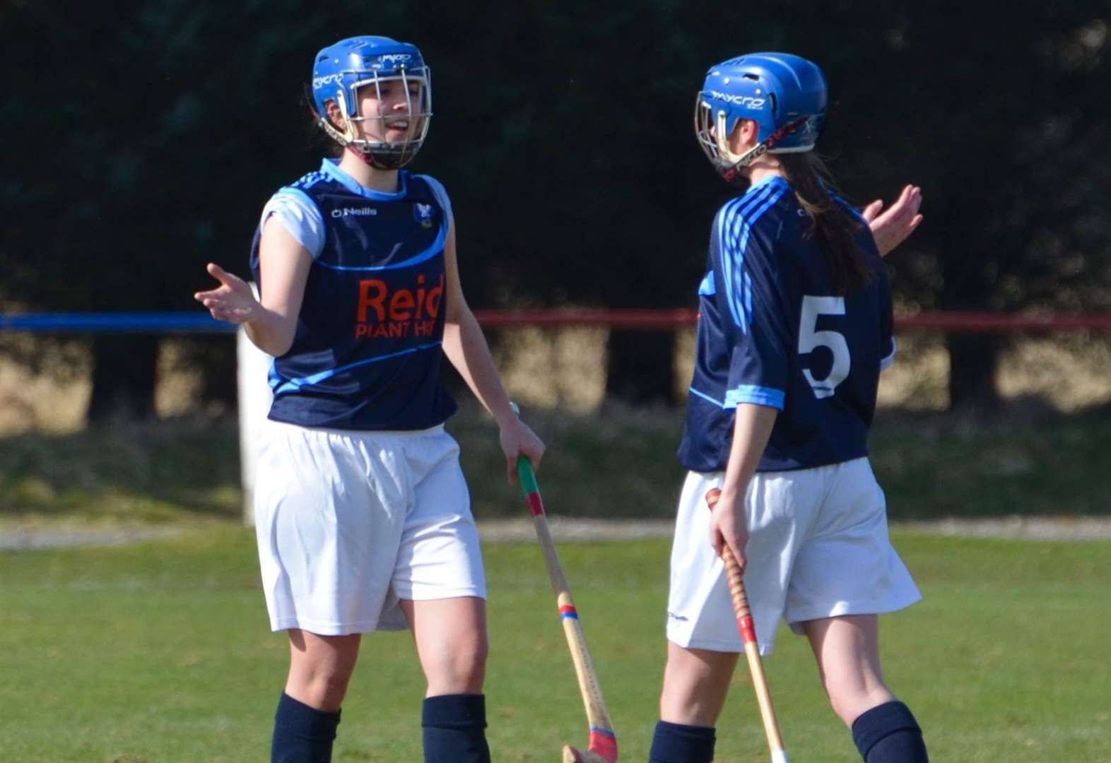 Badenoch Ladies maintain title push with win over Lochaber