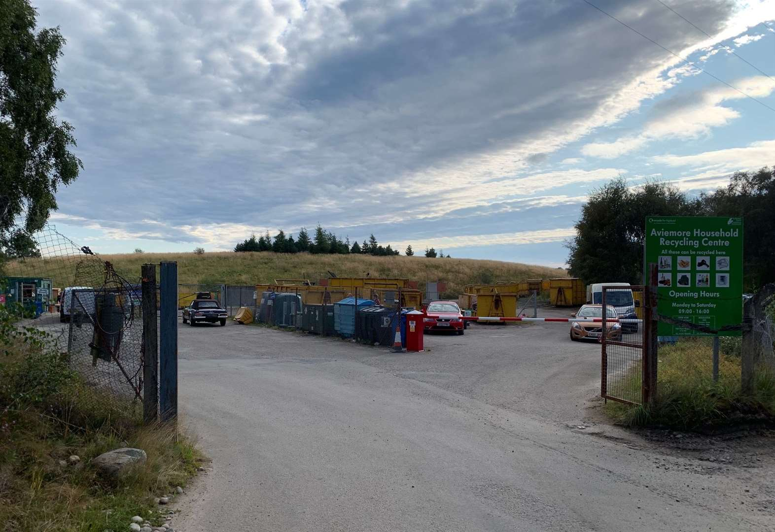Bid to extend lifetime of Aviemore landfill site