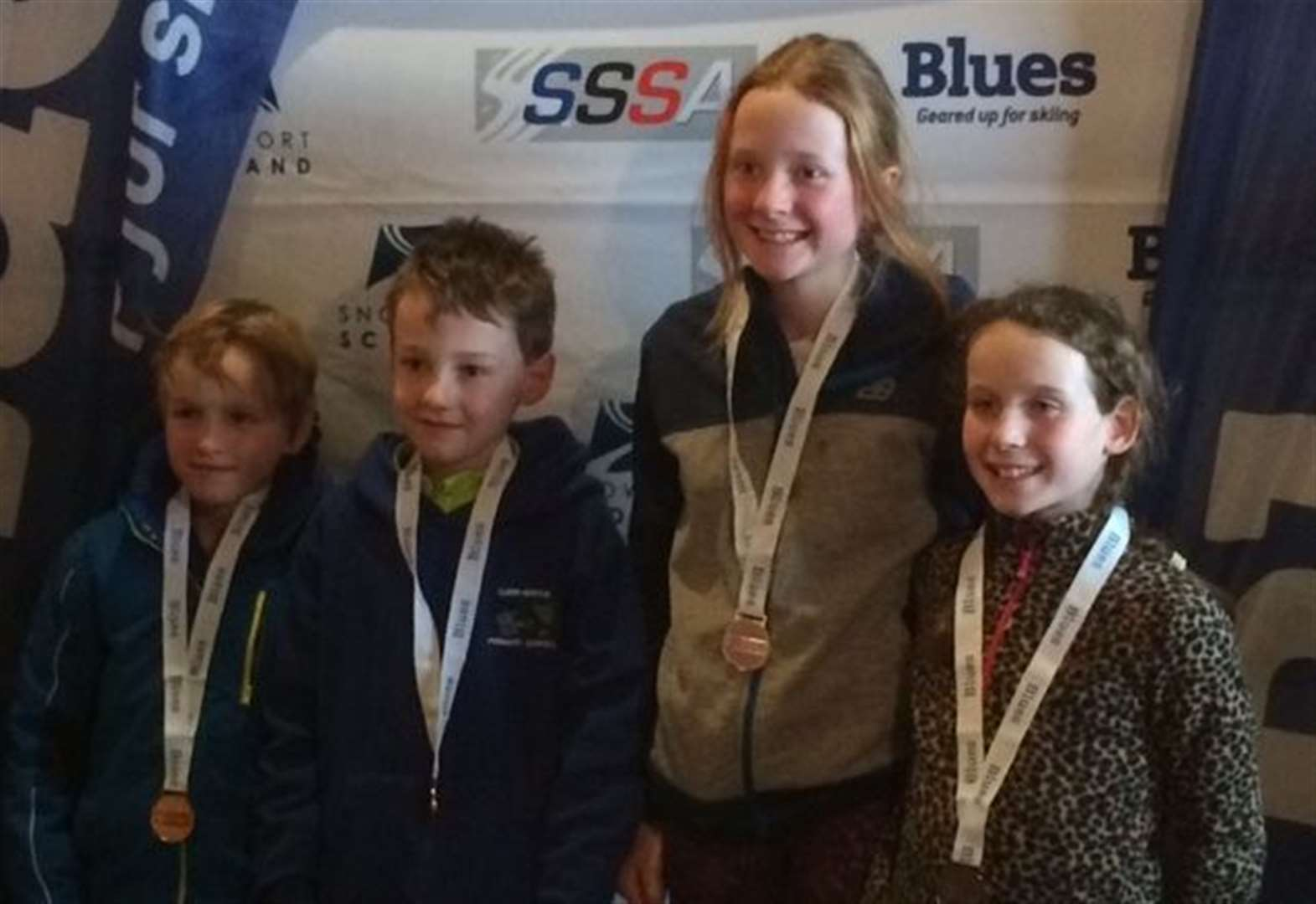 Young skiers deliver strong performances at Green Mountain Indoor Races