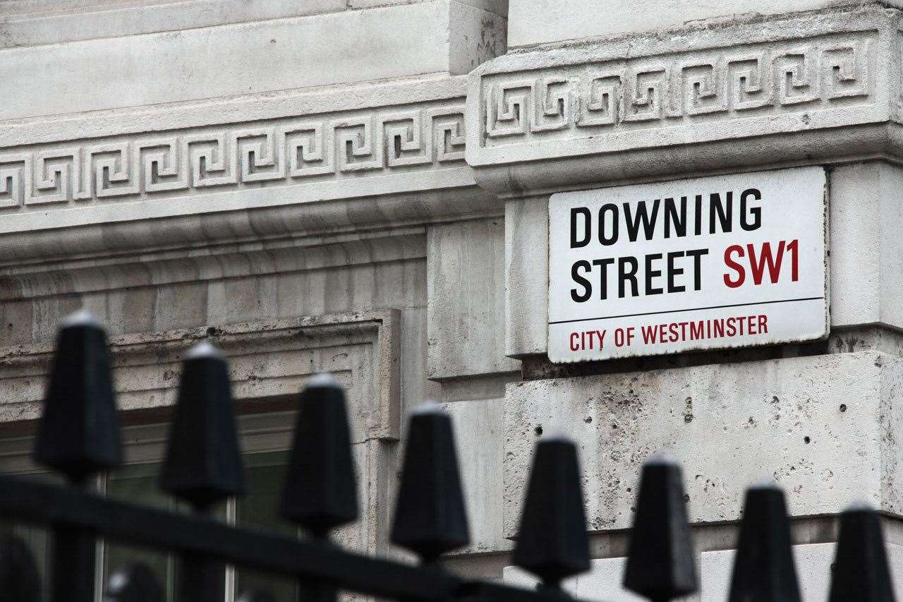 All eyes are on Downing Street with an announcement expected.