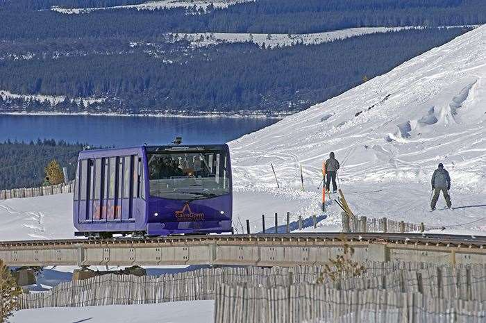 The funicular should be back in operation for winter 2021/22 after confirmation of funding.