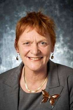 Leader Councillor Margaret Davidson